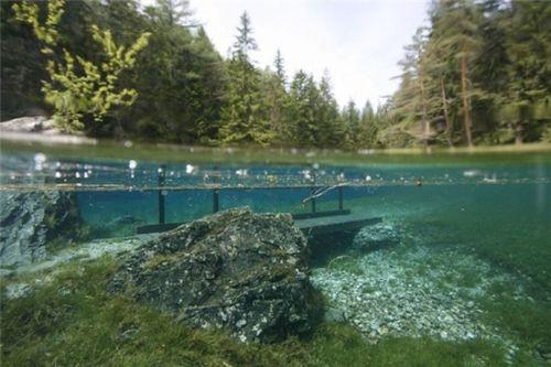 австрия озеро